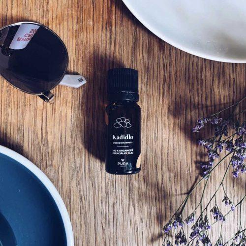 kadidlo olej esencialny olej organicky etericky olej do difuzeru aromaterapia vonne silice