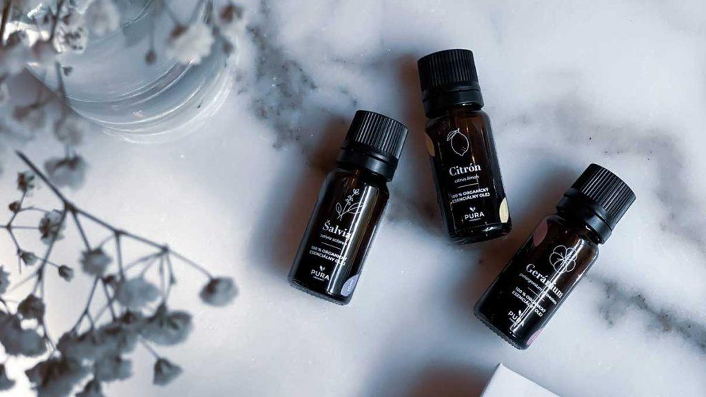 Kvalitné esenciálne oleje