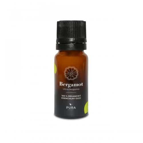 Bergamot organický esenciálny olej
