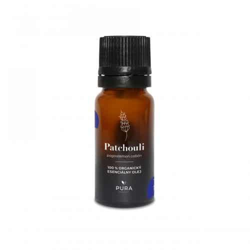 Patchouli organický esenciálny olej